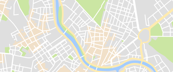 outline of map