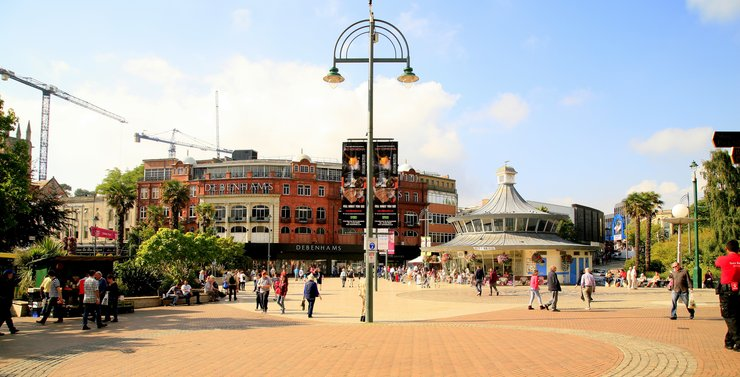 Find Student Accommodation in Charminster, Bournemouth