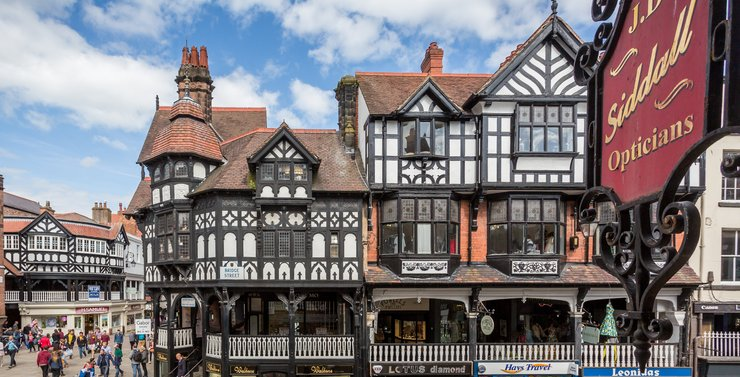 Find Student Accommodation in Boughton, Chester