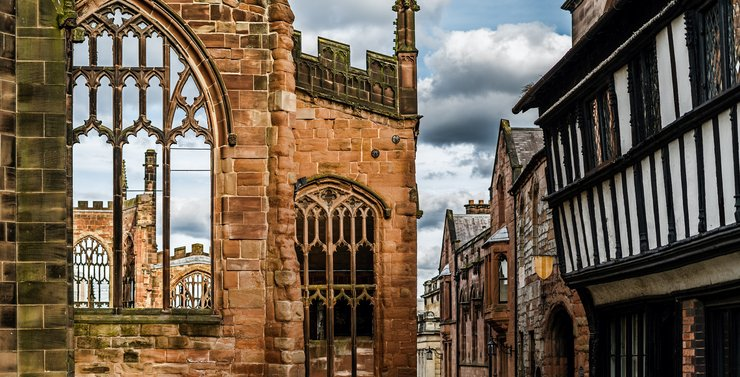 Find Student Accommodation in Allesley, Coventry