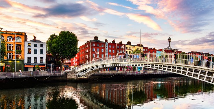 Find Student Accommodation in City Centre, Dublin