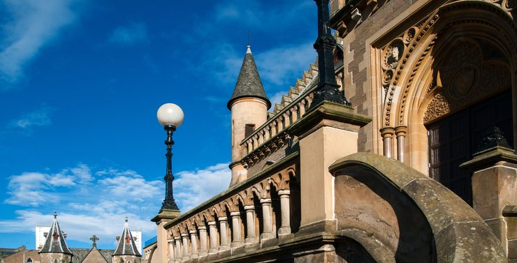 Find Student Accommodation in Coldside, Dundee