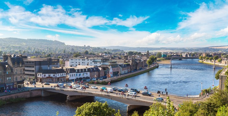 Find Student Accommodation in Inverness