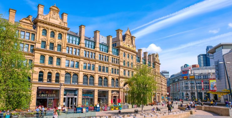 Find Student Accommodation in Manchester Metropolitan University