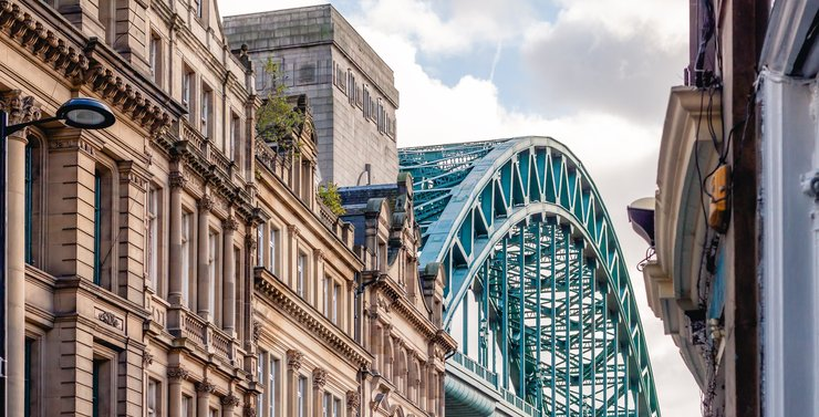 Find Student Accommodation in Quayside, Newcastle
