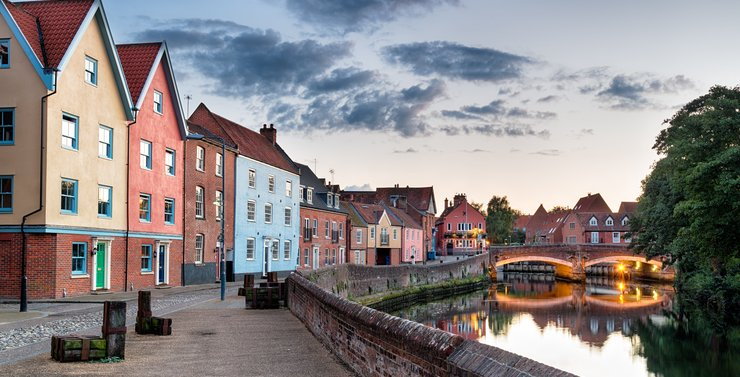 Find Student Accommodation in City Centre, Norwich
