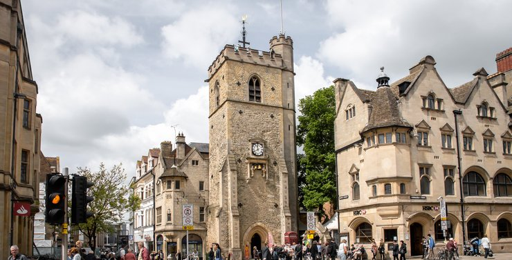 Find Student Accommodation in Oxford Brookes University