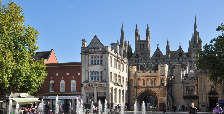 Find Student Accommodation in Central, Peterborough