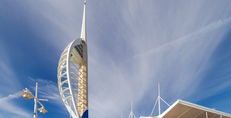 Find Student Accommodation in City Centre, Portsmouth