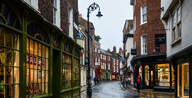 Find Student Accommodation in The Groves, York