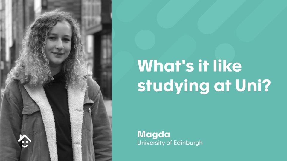 Being a student in Edinburgh