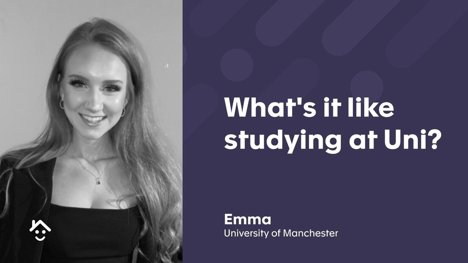 Studying in Manchester