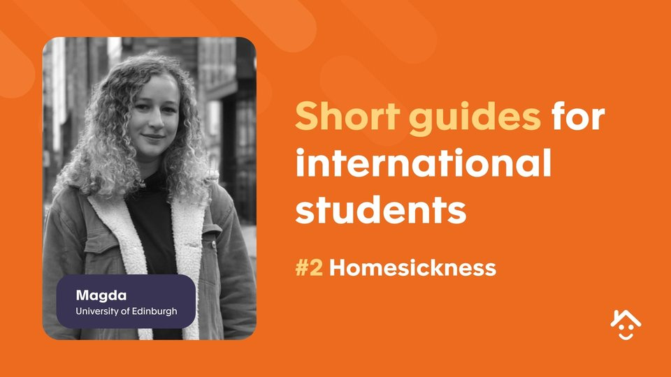 Follow these tips to overcome homesickness as an international student
