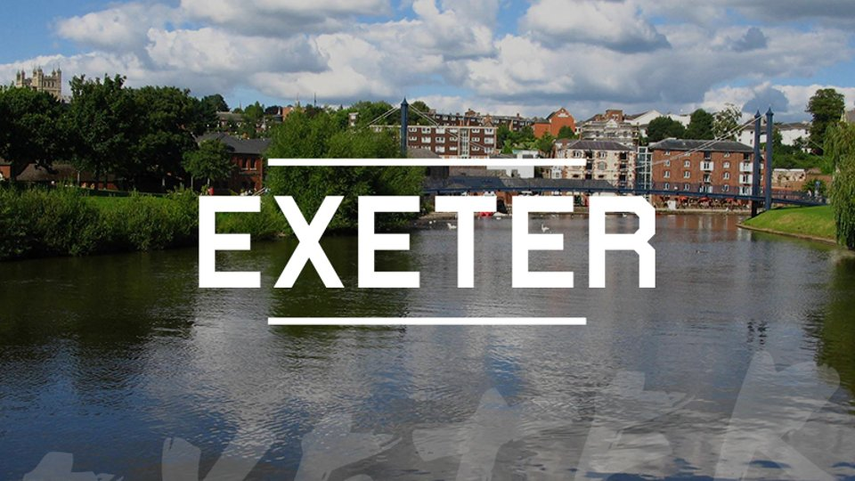 Exeter – City Guide