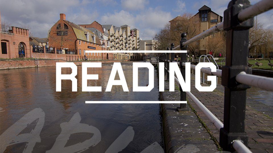 Reading – City Guide