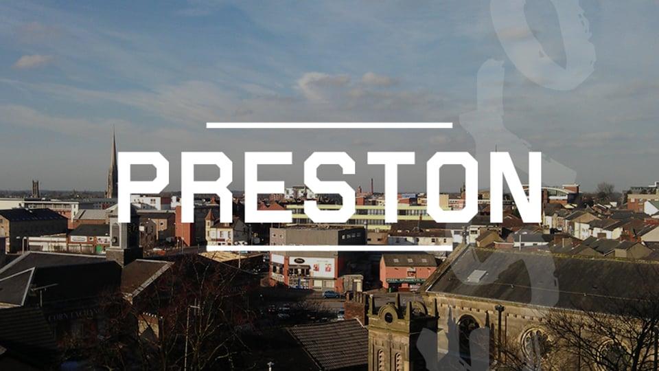 Preston – City Guide