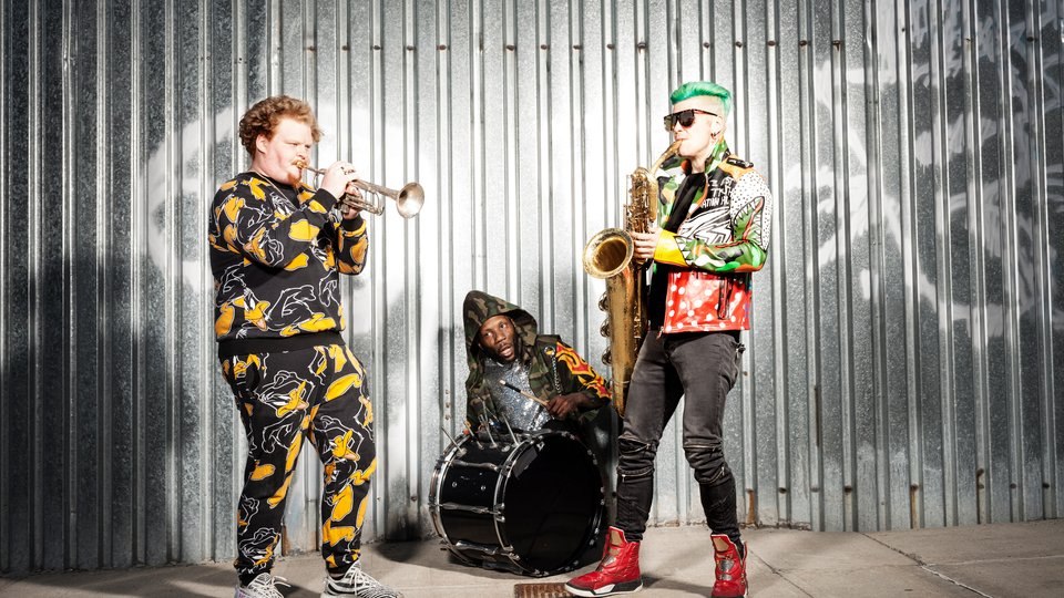 Too Many Zooz on their musical rise to fame, their tips for buskers and their latest single with KDA 'Warriors'